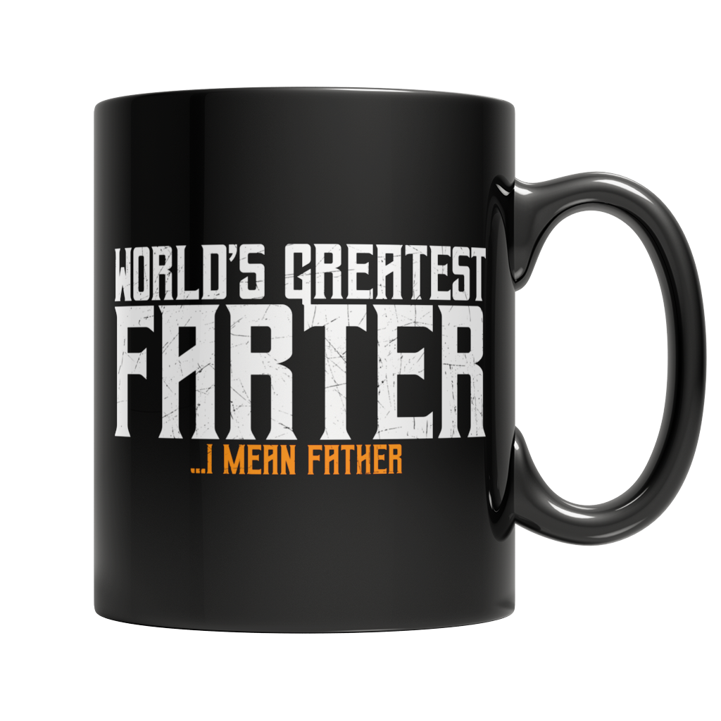 Farter I Mean Father