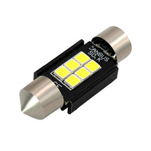 Load image into Gallery viewer, 3030 6 SMD Car Festoon Canbus Error