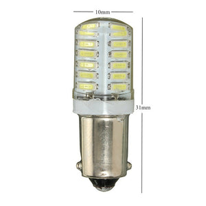 LED 24-SMD Car Side Light Bulb Interior Lamp White DC 12V