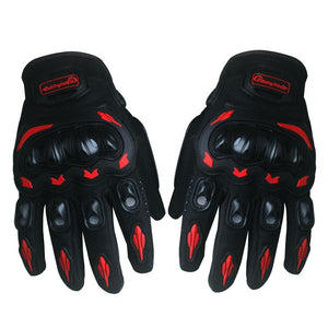 Riding Tribe MCS-21 Motorcycle Touch Screen Gloves