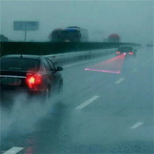 Load image into Gallery viewer, Car Red Laser Fog Rear Anti-Collision Safety Taillight