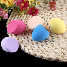 Load image into Gallery viewer, Huamianli 5pcs Foundation Smooth Blender Mixing Sponge Makeup Cosmetics Puff