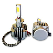 Load image into Gallery viewer, 2pcs 40W 4000LM H1 LED Light Car Headlight 6000K