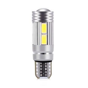 DC12V T10 10 5630 SMD LED Car Interior Light Lamp