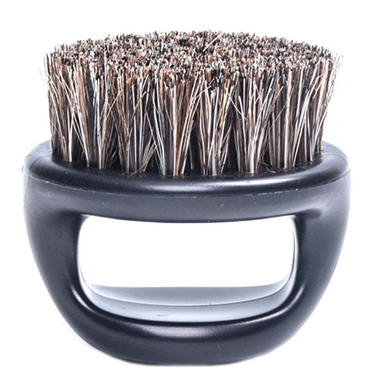 Cleaning Bristle Beard Shaving Brush Makeup Cosmetics Prop
