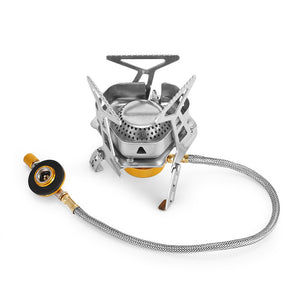 Stove Burner Split Outdoor 2H Maximum Firepower Burning Time