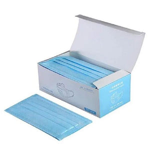 Disposable Face Mask Activated Carbon Anti-Dust Filter 50pcs