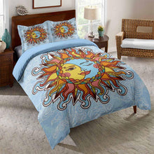 Load image into Gallery viewer, 2020 Home Decor Sun and Moon Bedding Sets for Kids Bedroom