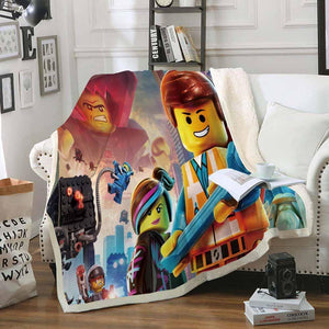 Roblox Game Print Bedding  Blanket