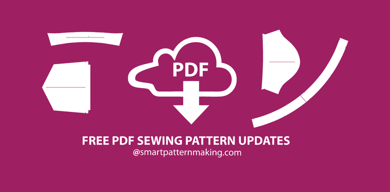 Free Sewing Pattern Updates