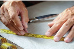 Garment Measuring and Specifications Writting