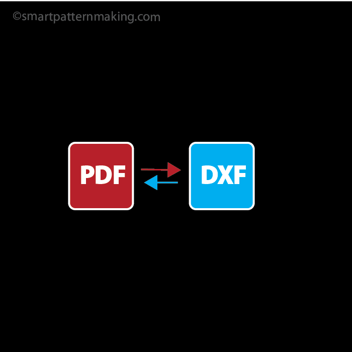 PDF To DXF Converting Services