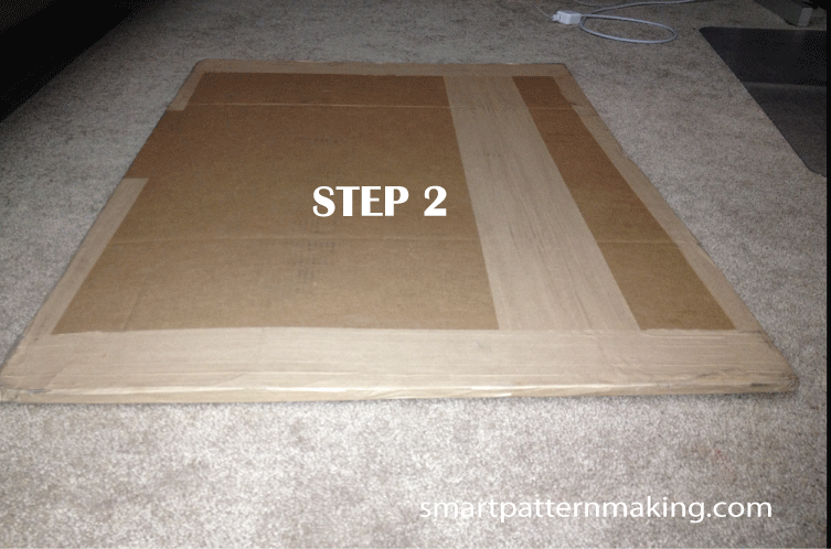 STEP 2- How to ship your pattern designs