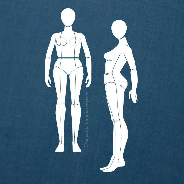 Pattern Alterations And Adjustments Body Figure