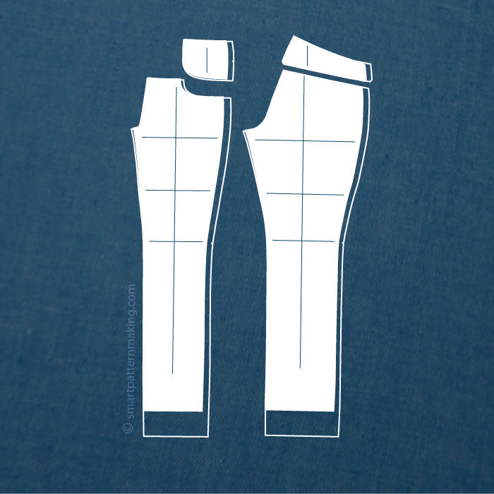 Pattern Alterations And Adjustments For Pants