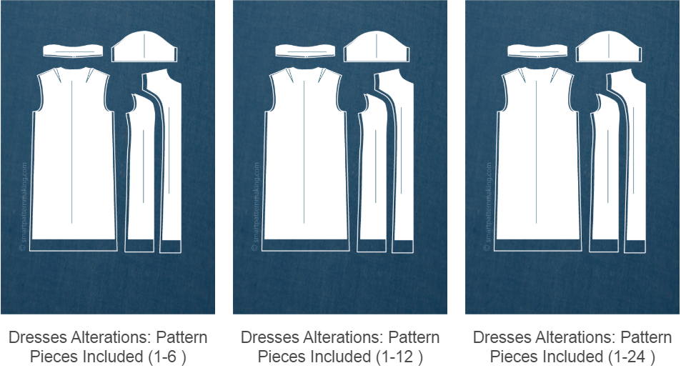 Dresses Patterns Alterations