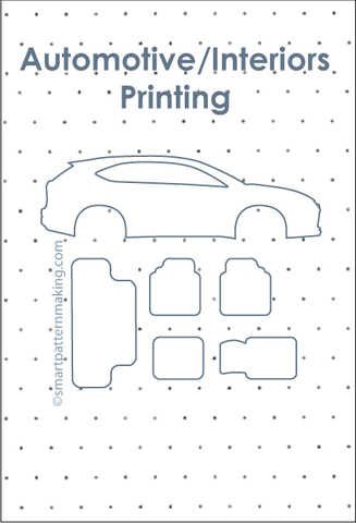 Automotive Pattern Printing (Order Now)