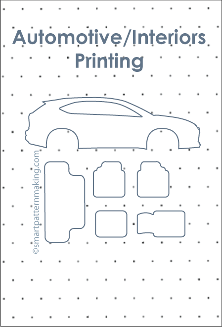 Automotive/Interiors Printing  (2 Copies-Free Shipping)