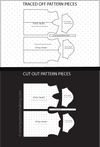 Shirts Paper Pattern Cutting - smart pattern making