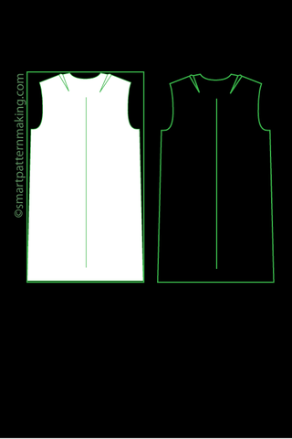 Dresses Pattern Digitizing