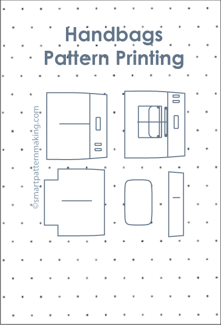 Handbags Pattern Printing (Order Now) - smart pattern making