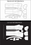 Pants Paper Pattern Cutting - smart pattern making