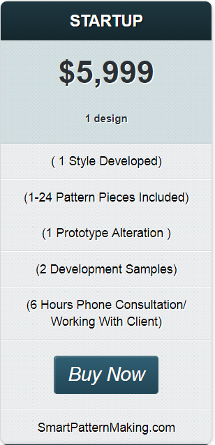 StartUp Package  (1-24 Pattern PCS.)