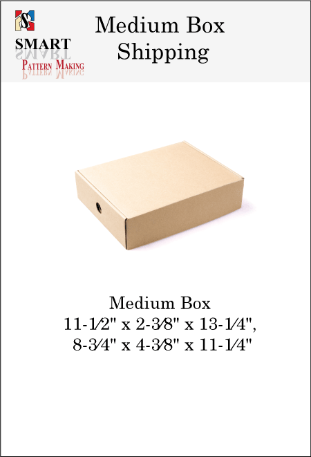 Medium Shipping Box-(2-3 DAYS DELIVERY)