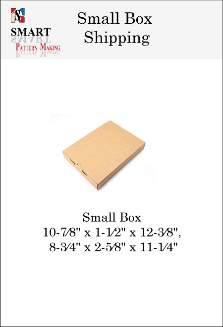 Small Shipping Box-(2-3 DAYS DELIVERY)