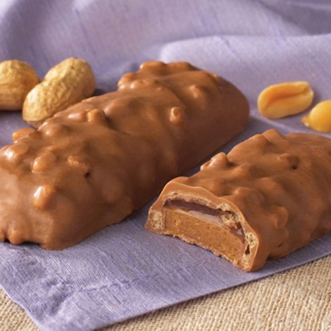 High Protein Milk Chocolate PB&J Bar