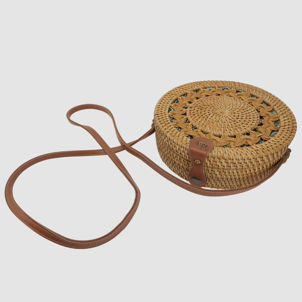 Brown Ratten Bag