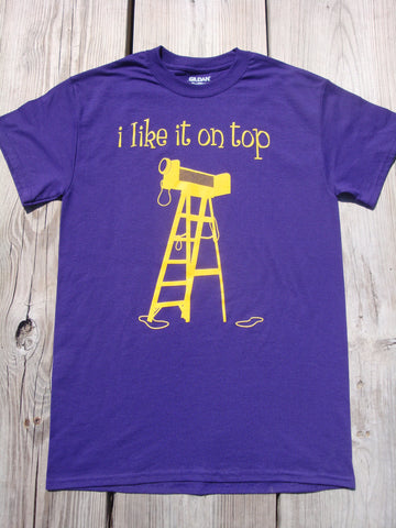 I like it on top - unisex