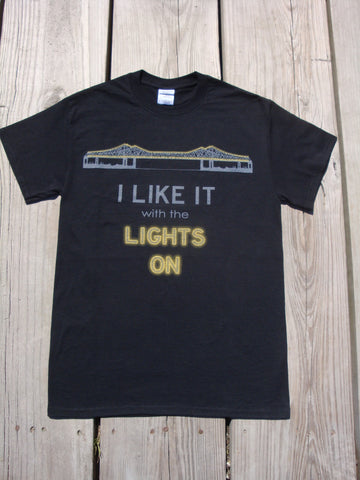 I like it with the lights on - unisex