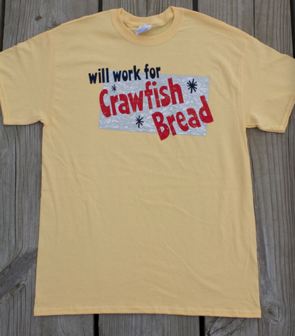 Crawfish Bread - unisex