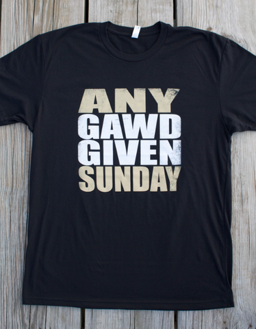 Any Gawd Given Sunday - unisex