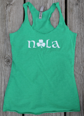 NOLA Irish - tank