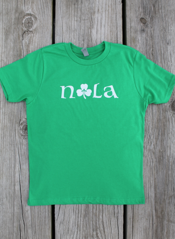 NOLA Irish - kids