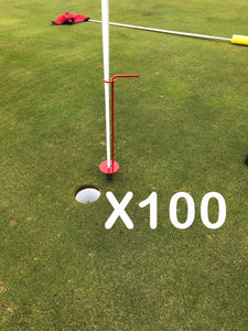 100 Putter Lifts™ (Wholesale)