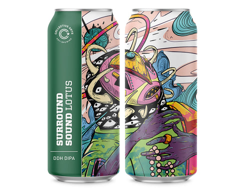 Collective Arts - Surround Sound Lotus - DDH IPA