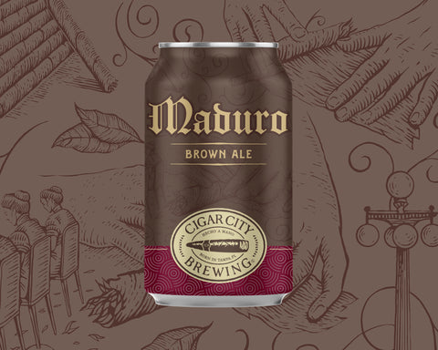 Cigar City - Maduro - Brown Ale