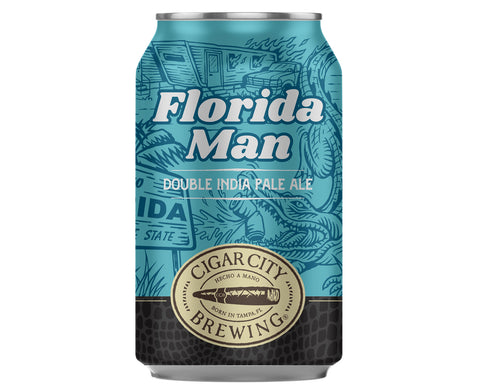 Cigar City - Florida Man - Double IPA