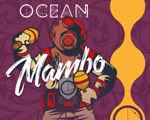 Ocean Lab - Mambo - Passion Fruit Wheat