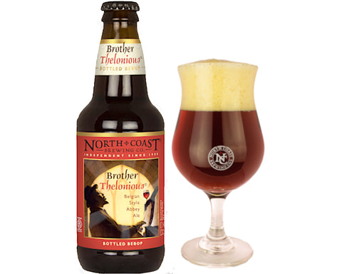 North Coast - Brother Thelonious - Belgian-Style Abbey Ale