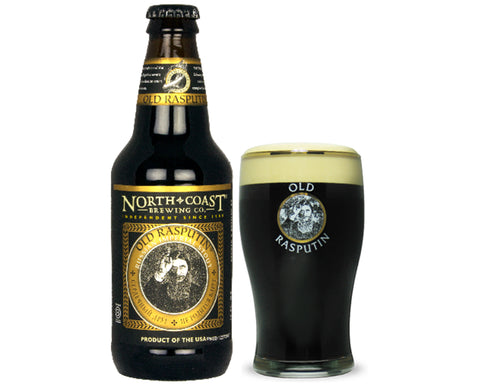 North Coast - Old Rasputin - Russian Imperial Stout
