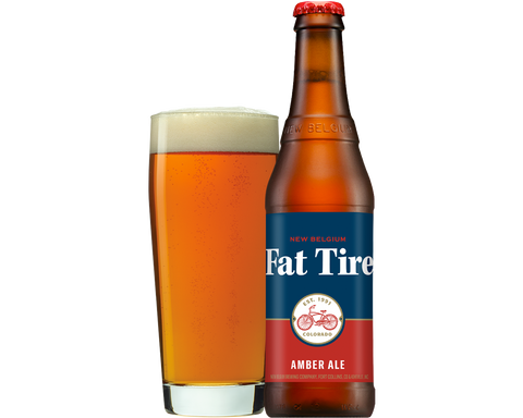 New Belgium - Fat Tire - Amber Ale
