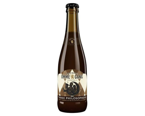 Ommegang - Three Philosophers - Quadrupel