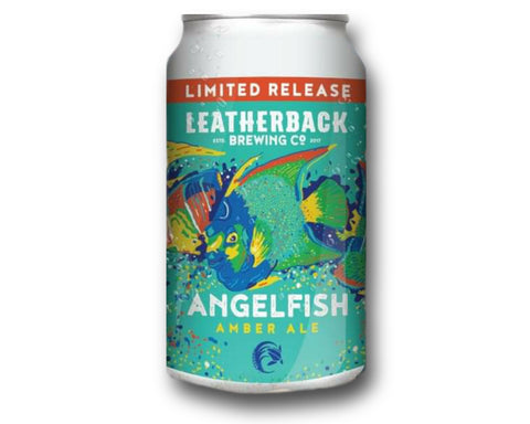 Leatherback - Angelfish - Amber Ale