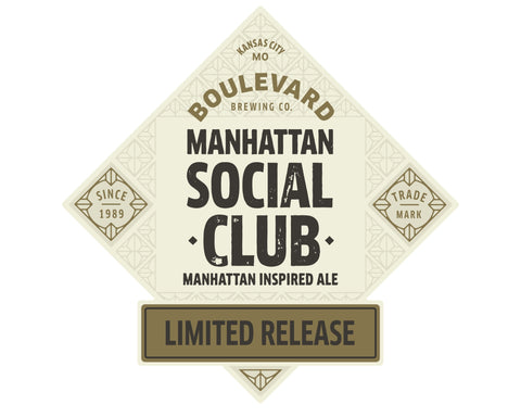 Boulevard - Manhattan Social Club - Manhattan Inspired Ale