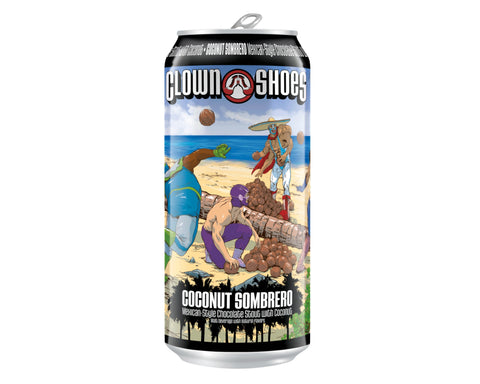 Clown Shoes - Coconut Sombrero - Mexican-Style Chocolate Stout
