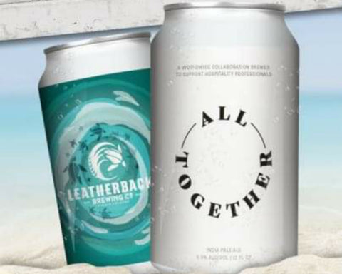 Leatherback - All Together - IPA